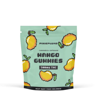 Mango Gummies – 500MG